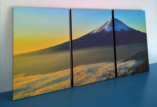 รูปติดผนัง ภูเขาไฟฟูจิ