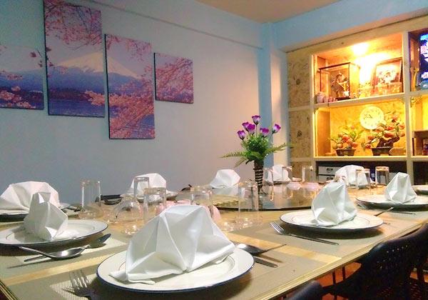 รูปติดผนัง ภูเขาไปฟูจิ แต่งห้องครัว สวยๆ