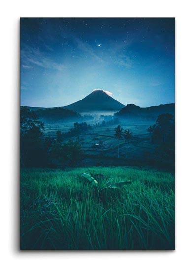 ภาพติดผนัง โมเดิร์น ภูเขา