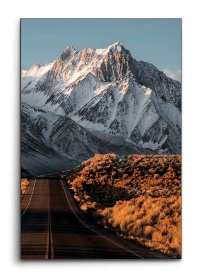 กรอบรูป ติดผนัง โมเดิร์น ภูเขา