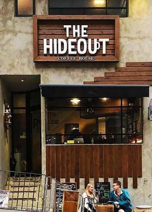 ตัวอักษร ป้ายชื่อร้านกาแฟ แบบ LED