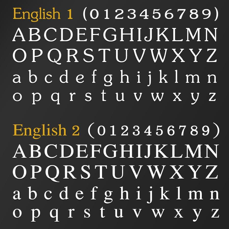 font-english-1