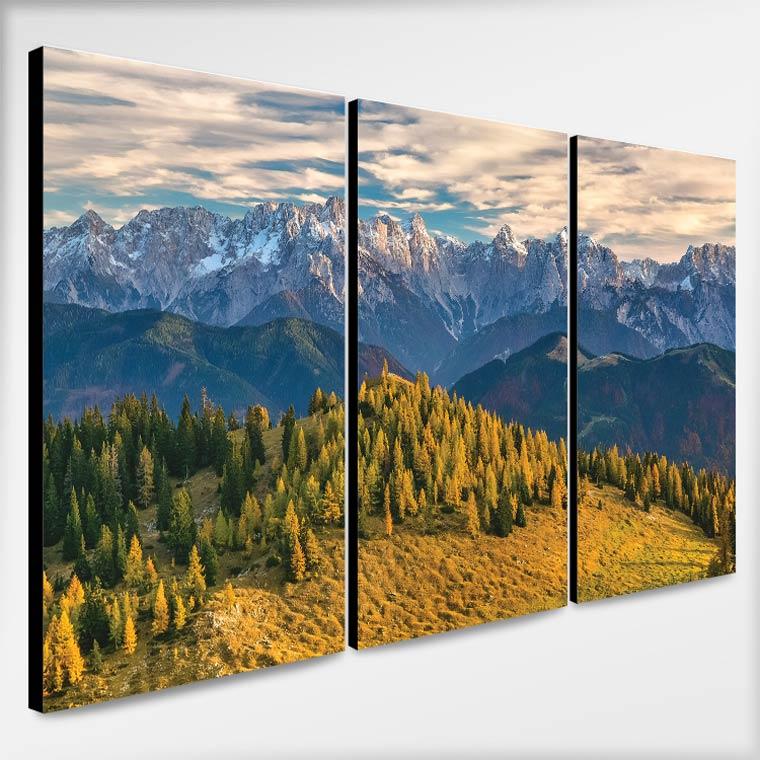 รูปติดผนัง ธรรมชาติ ภูเขา