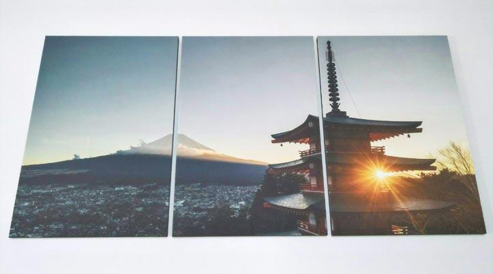 รูปติดผนัง แต่งห้องนอน ญี่ปุ่น